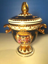 """Limoges Museum Quality Covered Urn 11 1/2"""""""