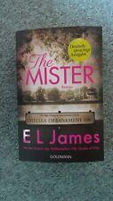 Buch TB Roman THE MISTER E.L. James Goldmann - TOP - Deutsch