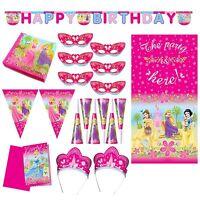 Disney Princess Party Decorations - Children's Kids Birthday Party Decorations