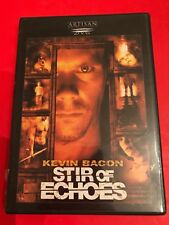 Stir of Echoes DVD, Kevin Bacon, Zachary David Cope, Kathryn Erbe, Illeana Dougl