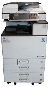 Ricoh Aficio C4503 Kopierer Drucker Scanner Fax 380.061 Seiten #1