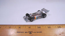 Vintage Unique Tonka F1 Racer Silver and Black