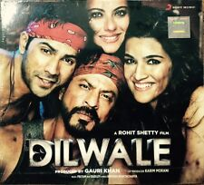 Dilwale - Official Bollywood Audio CD OST / Shahrukh Khan Kajol / Arijit Singh