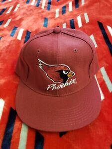 NWT Vintage New Era 5950 Pro Model Arizona Cardinals Phoenix Hat Cap NFL 521-S