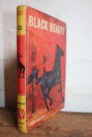 Hard Back Copy Of Black Beauty. Bancroft Classics 1968