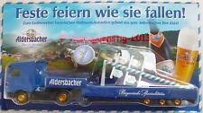 Minitruck Biertruck Brauereitruck - Aldersbacher Mercedes Benz MB Actros Maibaum