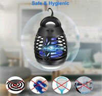 Efficient LED USB Electric Mosquito Fly Bug Trap Night Lamp Killer Repellent