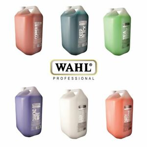 Wahl 5 Litre Dog Shampoo & Conditioner Professional Grooming Animal Pet 5L
