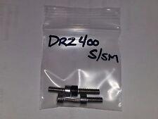 Suzuki DRZ400 S/SM Stainless Carburetor Carb Float Bowl Screws