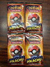 NEW Detective Pikachu Booster Pack SEALED Holo Cinema Pokemon Movie Promo SM1904