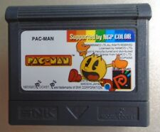 Pac-Man Neo Geo Pocket Color Cartridge SNK 1999