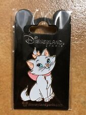 PIN DISNEYLAND PARIS DLP MARIE NOEUD BOW ARISTOCATS CHATS KITTY CHATON CUTIES