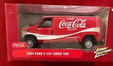 JOHNNY LIGHTNING 2004 FORD E-250 CARGO VAN 1/24 SCALE DIE-CAST COLLECTIBLE