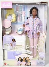 2002 Mattel BARBIE HAPPY FAMILY BABY DOCTOR African American DOLL NEW NIB NRFB