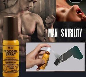 Procomil Spray Verlängerung Erotik Verzögerung Spray Penis Spray