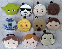Star Wars Tsum Tsum Baby Mystery Pack Series 1 Set Choose a Disney Trading Pin