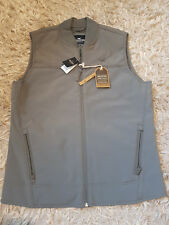 New Mens Hollister Epic Flex vest size M Grey RRP £ 59