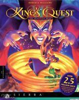 KING'S QUEST VII 7 THE PRINCELESS BRIDE +1Clk Windows 10 8 7 Vista XP Install