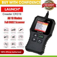 Automotive OBD2 Check Engine OBD Diagnostic Tool Car Auto Fault Code Reader 319