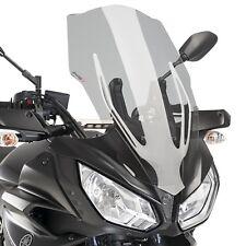 Tourenscheibe Puig Yamaha MT-07 Tracer 16-18 rauchgrau Windschutzscheibe