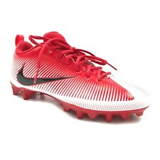 Nike Mens Cleats Size 12 Vpr Red Football Shoes Athletic Vapor Strike 5 Td