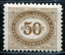 ÖSTERREICH PORTO 1894 9 * TADELLOS HÖCHSTWERT 45€(I1105