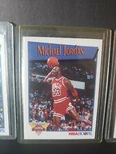 1991 NBA Hoops Slam Dunk Champion Set Of 6 Michael Jordan Spud Webb Wilkins