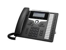 Cisco 7861 IP Phone - Cable - Wall Mountable, Desktop - VoIP - Caller ID - Speak