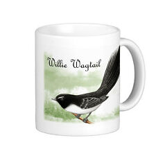 WILLIE WAGTAIL       QUALITY  11oz.  MUG