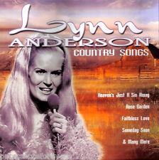 LYNN ANDERSON - Country Songs (UK 11 Tk CD Album) (Sld)