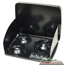 Atwood RV Camper Wedgewood Vision Drop-In Cooktops Cover Black 56458