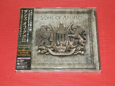 2017 JAPAN ONLY BLU-SPEC CD SONS OF APOLLO Psychotic Symphony