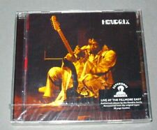 Jimi HENDRIX (2CD) Live at the Fillmore East  NEW SEALED