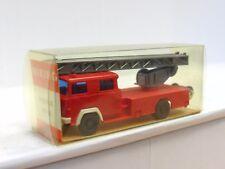 Wiking 630 Magirus Drehleiterfahrzeug Feuerwehr OVP (TR3089)