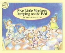 Five Little Monkeys Jumping on the Bed    BRAND NEW    FREE SHIPPING
