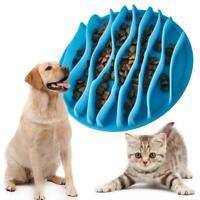 Pet Fun Mat Snuffle Slow Feeding Bowl Portable Dog Feeder Interactive Training