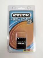 Rayovac Digital Camera Battery RAYNP1C 3.6V 750MAH LI-ION PRN1102E