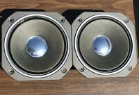 Sweet Pair (2) KENTWOOD KL-888S 888 Trio MIDRANGE Speakers T06-0067-05 220W