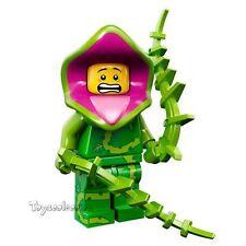 LEGO MINIFIGURES SERIE 14 MONSTERS - PLANT MONSTER 71010 - ORIGINAL MINIFIGURE