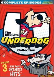 Underdog DVD Vol 3 (1960'S CARTOON) Ultimate Collection - Region 1