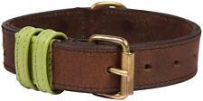 BNWT Bobby Urban Dog Collar - Brown - 45cm