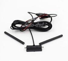 Coche Antena Digital TV analógica Receptor Antena SMA conector del puerto