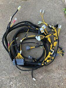 Genuine JCB 801 Harness Mainframe p/n 721/10676