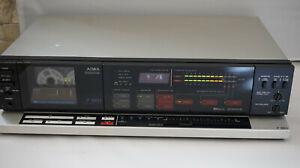 AIWA AD-F660 3head cassette deck Dolby B.C . auto demagnetizing