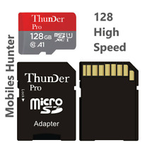 {128GB} Memory Card Mobile Phone Class 10 80MB/sThunder Micro SD