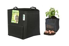 15 Gallon GeoPot Fabric Potato Bag Pot Planter Container SAVE $$ W/ BAY HYDRO $$