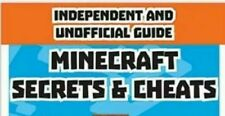 Minecraft Secrets and Cheats 2017 Hard Back - High Quality Print Pages RRP £7.99
