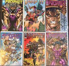 19 Prophet Comic Lot 1 2 3 4 5 6 7 8 9 #1 5 8 24 30 43 1 Babewatch Image Liefeld