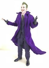 PP-LTC-PP: 1/12 Scale Purple Wired Coat for Mezco One:12 DC Joker (No Figure)