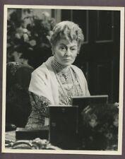 GREER GARSON As Queen Mary Crown Matrimonial TV Show 1974 ORIGINAL Photo J2991